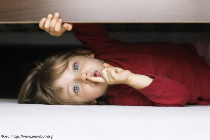 Три вещи, которые не стоит показывать детям