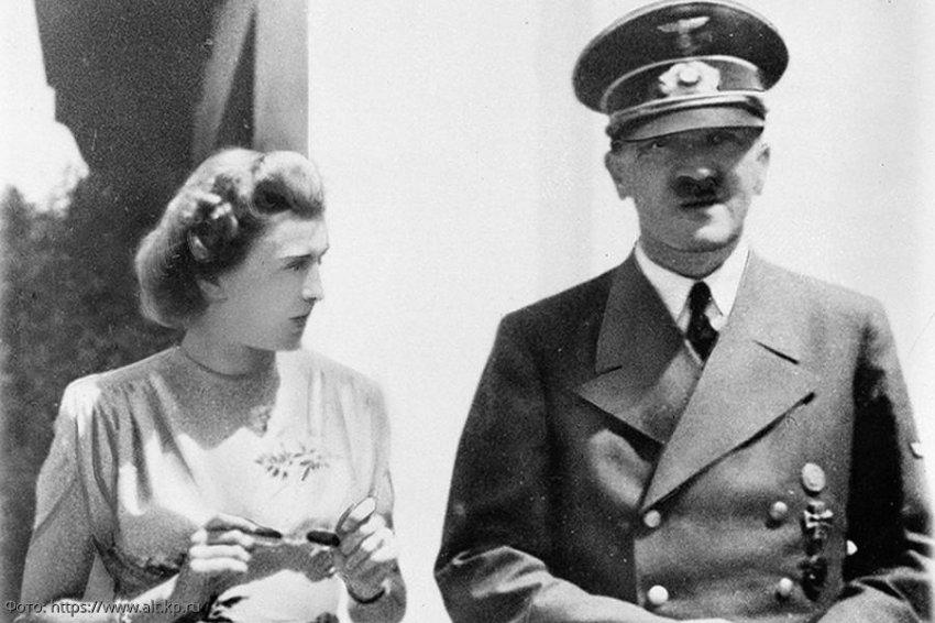 Уникальные фотографии из личного архива любовницы Гитлера