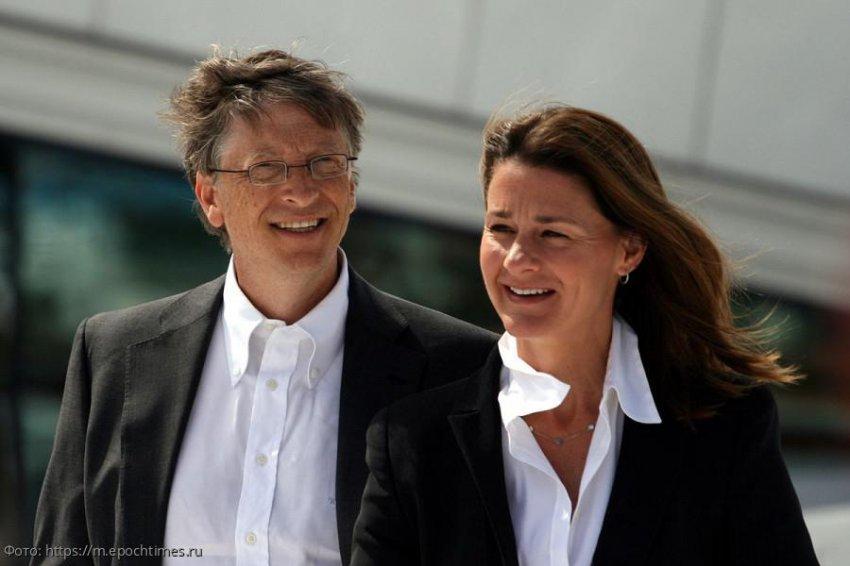Три самые крепкие семейные пары среди миллиардеров