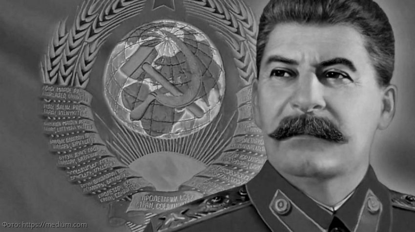 5 редких фотографий из личного архива Сталина