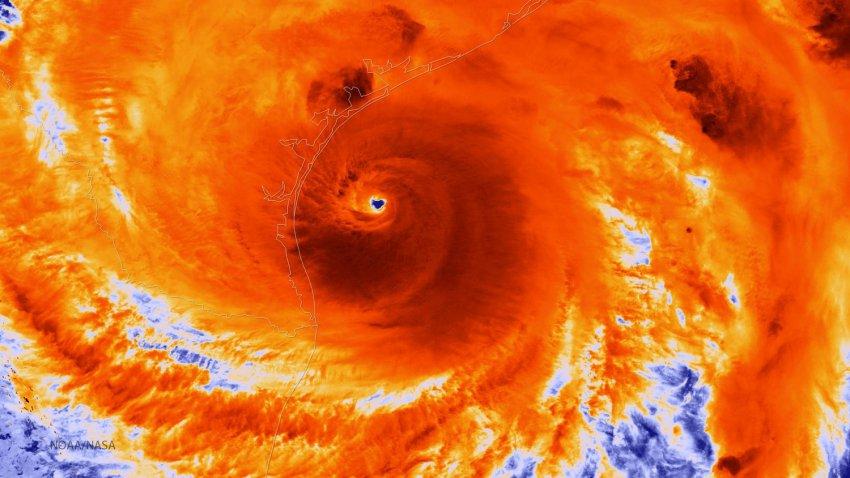 «Дориан» стал самым сильным ураганом на Багамских островах за всю историю наблюдений