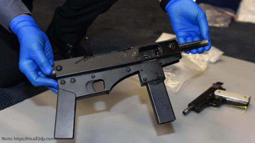 3D-принтеры стали использовать для печати огнестрельного оружия