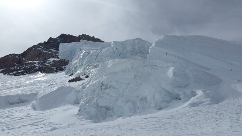 В Антарктиде обнаружены опасные токсичные вещества