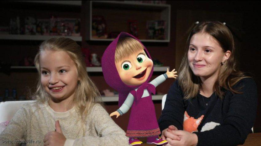 Жизнь и карьера Алины Кукушкиной, озвучившей главную героиню в мультсериале «Маша и Медведь»