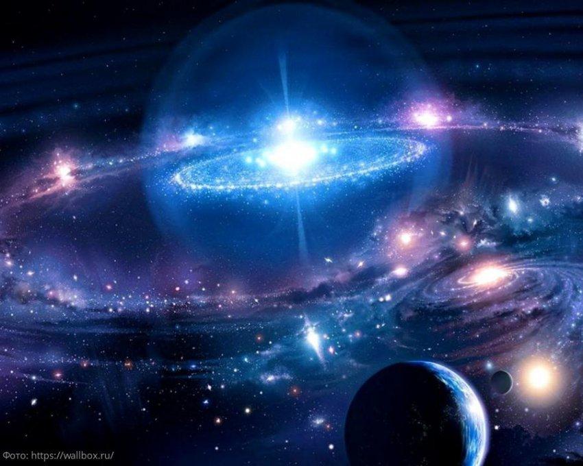 Самые популярные теории конца Вселенной
