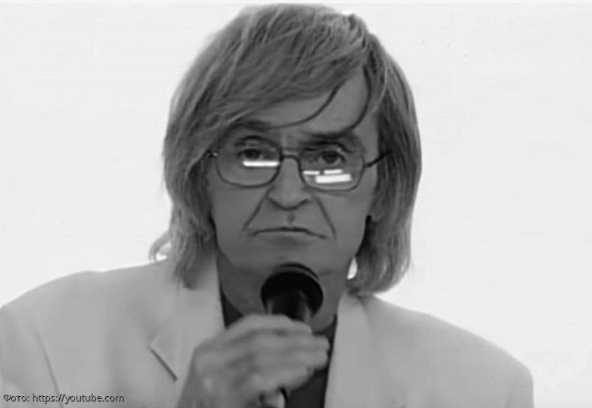 Умер исполнитель песен «Снег кружится» и «Вся жизнь впереди» Юрий Петерсон