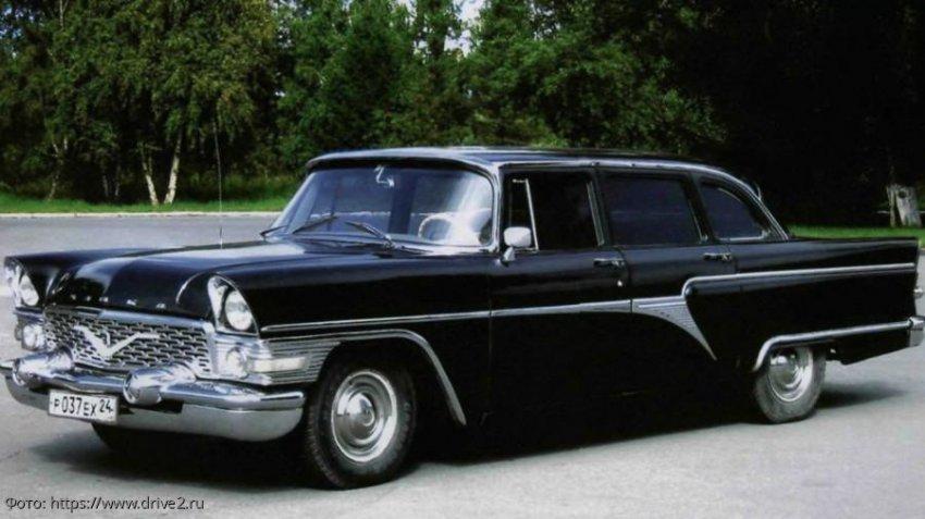 Лучшие легковые автомобили Советского Союза, которые уважали во всем мире