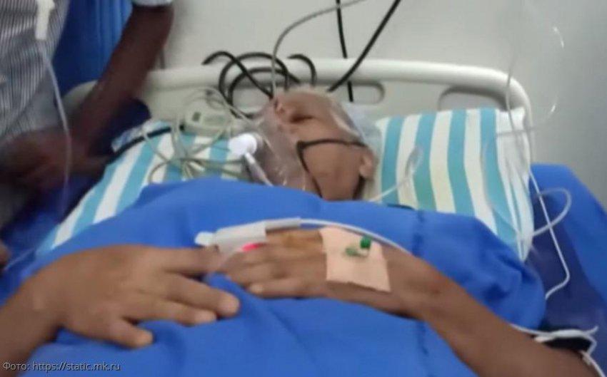 74-летняя жительница Индии родила двойню, установив мировой рекорд