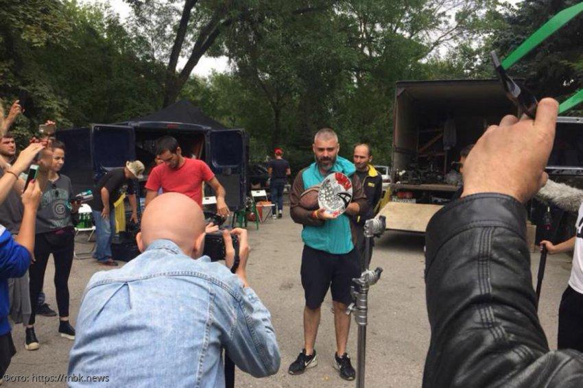 Съемочную группу фильма, в котором снимается Ирина Горбачева, обстреляли в Кабардино-Балкарии