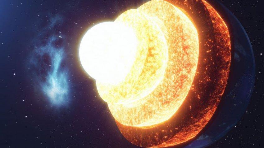 Из ядра Земли в мантию перетекает материал: что об этом говорят ученые