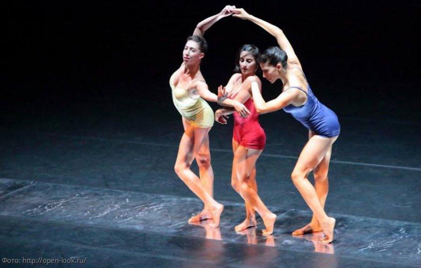 Современный танец Израиля покажут в Санкт-Петербурге
