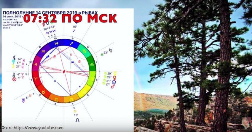 Астропсихолог Ольга Стелла дала советы на мистическое полнолуние, которое произойдет 14 сентября