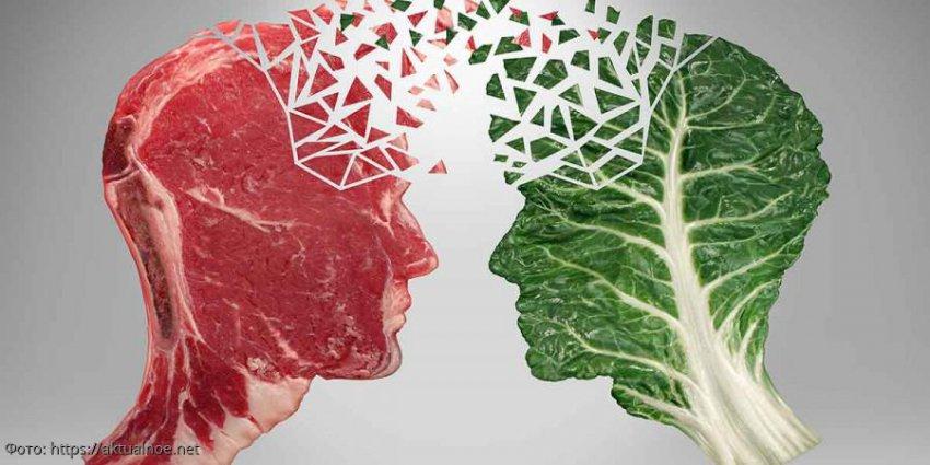 Ученые Оксфордского университета доказали, что вегетарианство повышает риски инсульта