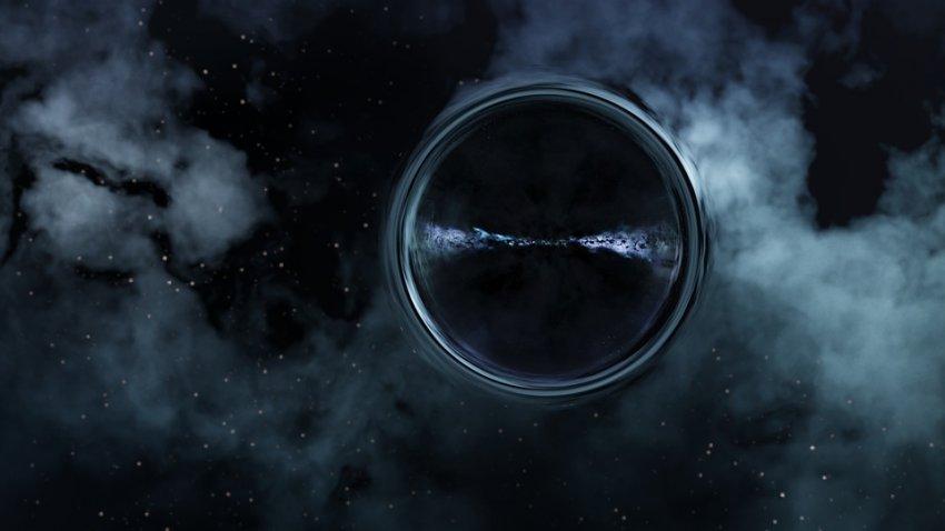 Путешествия во времени: черные дыры могут стать порталом в будущее