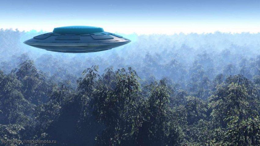 Больше половины американцев заявили о вере в существование НЛО