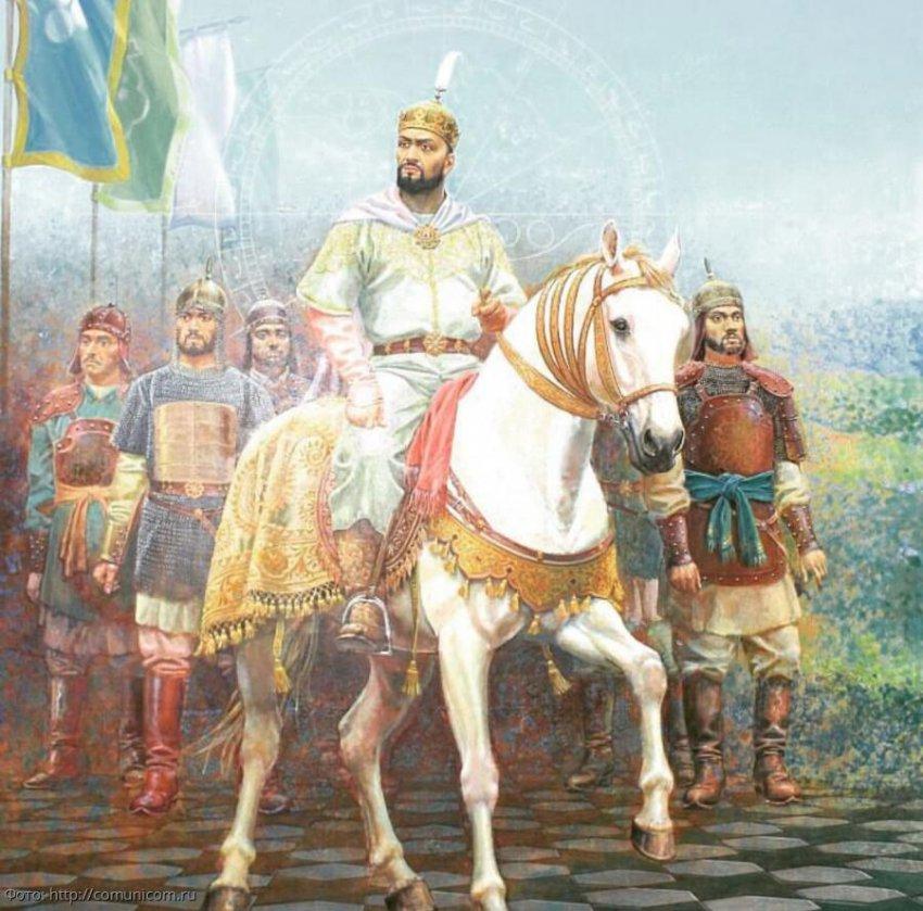 Вскрытие могилы Тамерлана показало малое присутствие монголоидных признаков у знаменитого завоевателя
