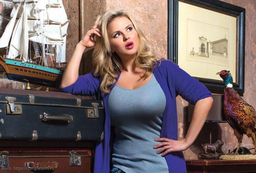 Анна Семенович пойдет на свидание с миллионером, которого никогда не видела