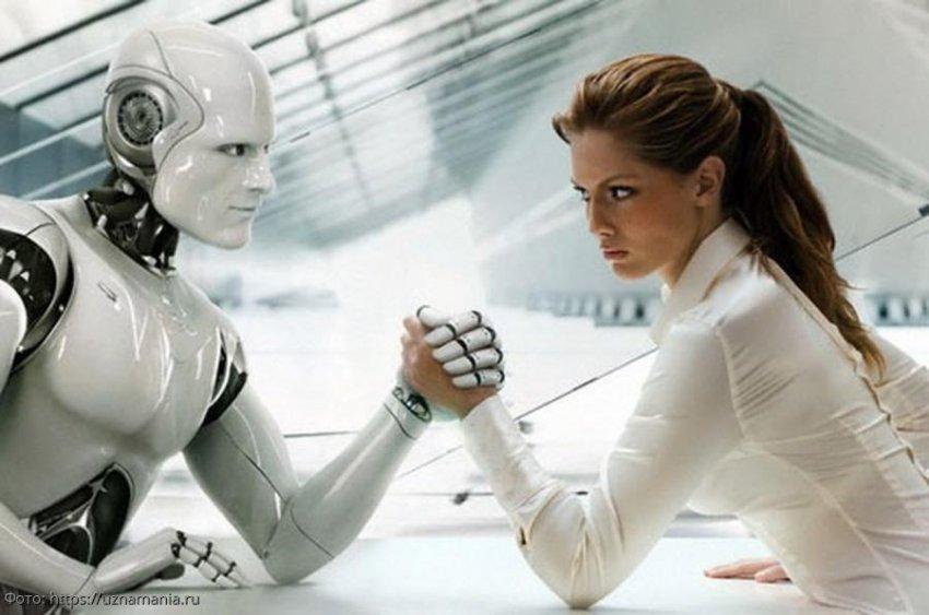 Миллионы россиян могут лишиться работы из-за внедрения роботов в производство