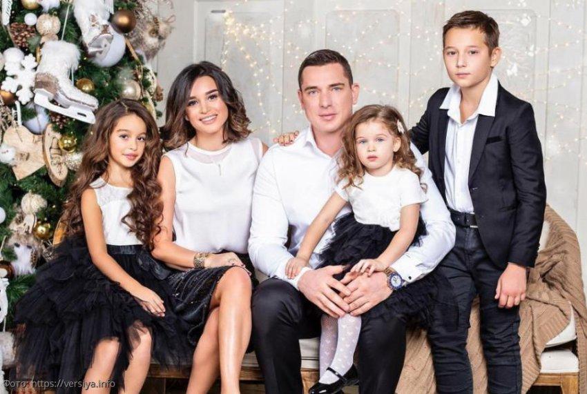 Ксения Бородина поговорила со своими детьми о смерти