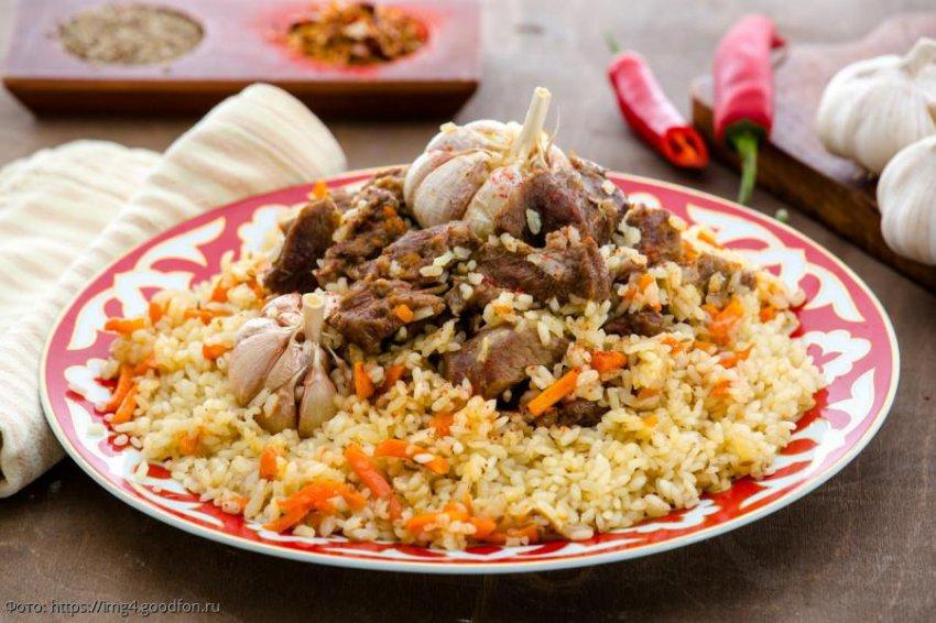 Рецепт приготовления настоящего узбекского плова к вашему столу