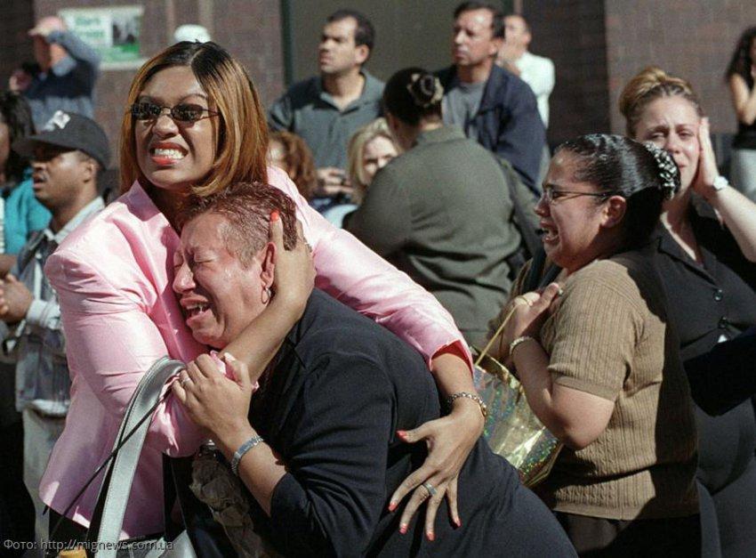 """Людей, выживших в теракте 11 сентября в США, массово """"косит"""" рак"""