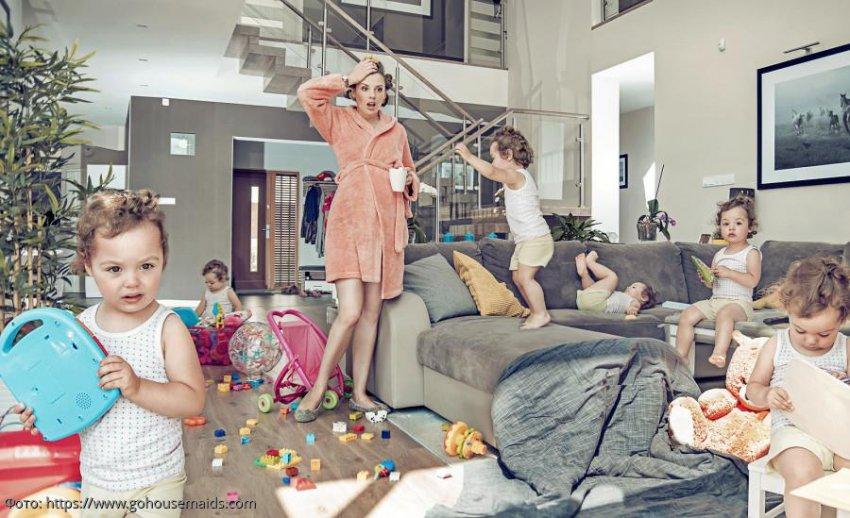 Три вещи, за которые бывает стыдно каждой маме