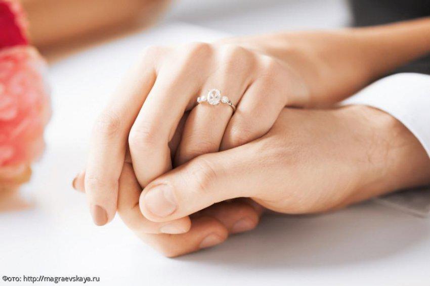 Линия брака на ладони и ее значение