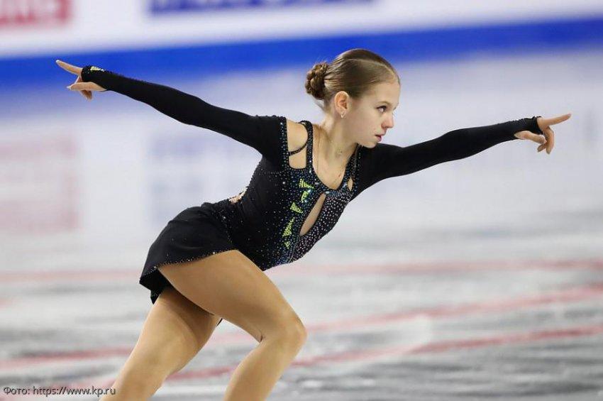 Очередная победа российских фигуристок: Александра Трусова попала в Книгу рекордов Гиннесса