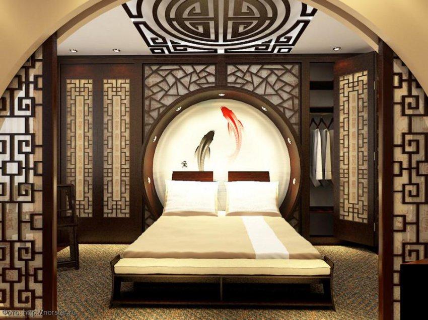 Расстановка мебели в спальне по фен-шуй для привлечения счастья и вдохновения