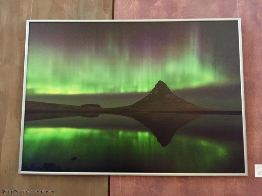 Санкт-Петербург познакомился с пейзажами Исландии