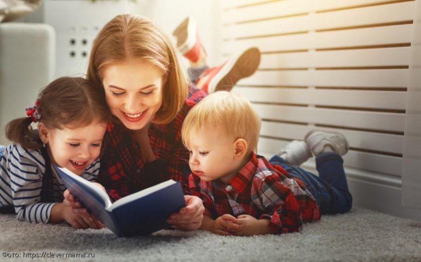 Пять книг, которые должна прочесть каждая мама