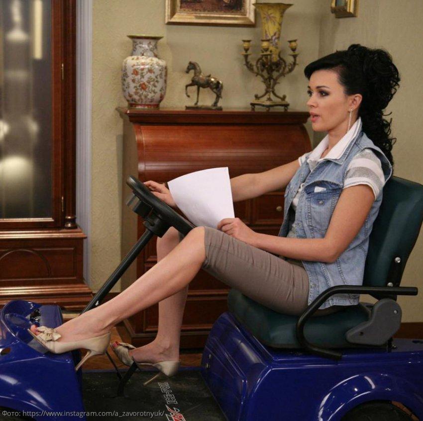 Лена Миро прокомментировала ситуацию, сложившуюся вокруг Анастасии Заворотнюк