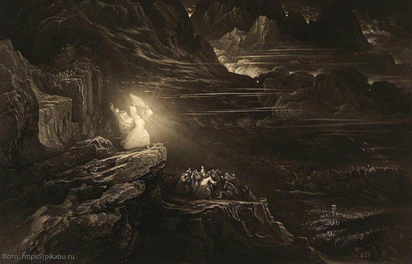 В эпической поэме Джона Мильтона «Потерянный рай» обнаружено секретное послание