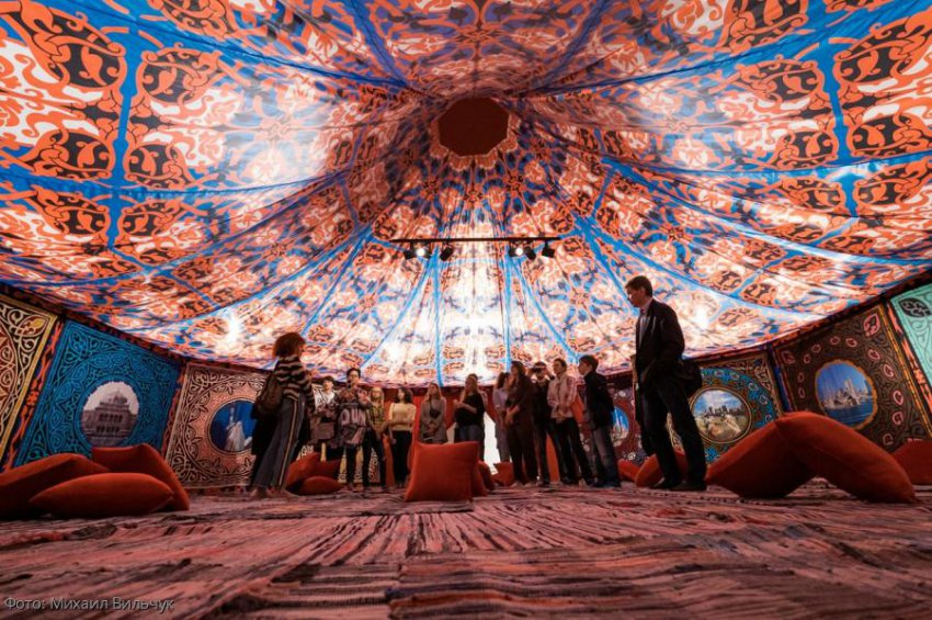 Дискуссия «Искусство как катализатор будущего» прошла в Санкт-Петербурге