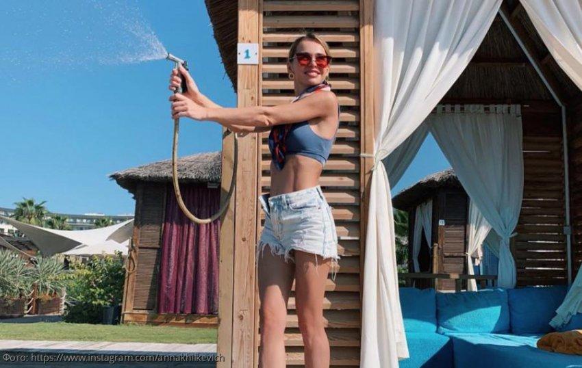 Анна Хилькевич пообещала поклонникам потолстеть