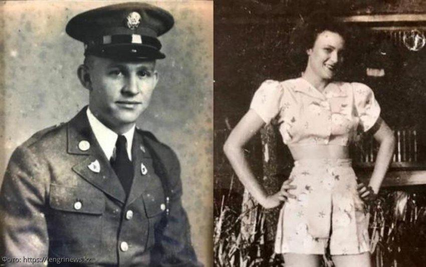 Ветеран войны всю жизнь хранил фото возлюбленной француженки и встретился с ней через 75 лет