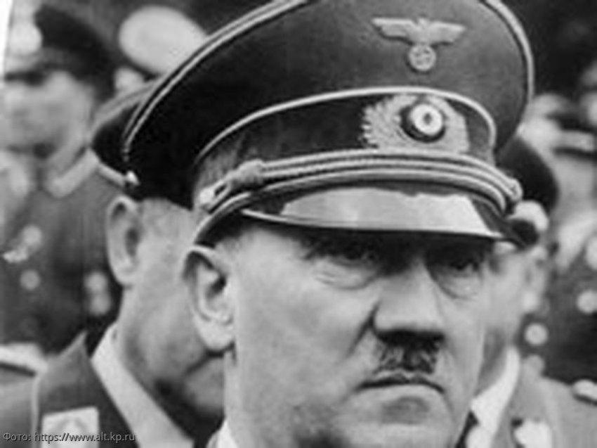 Страхи и заболевания Гитлера