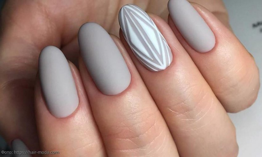 Определение характера человека по форме его ногтей