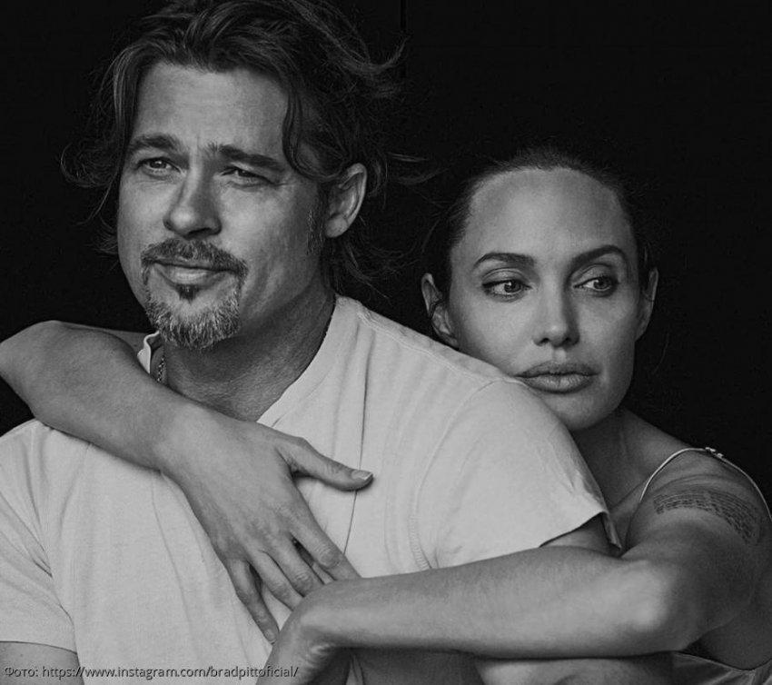 Ясновидящая Саона рассказала, что Брэд Питт и Анджелина Джоли вновь воссоединятся