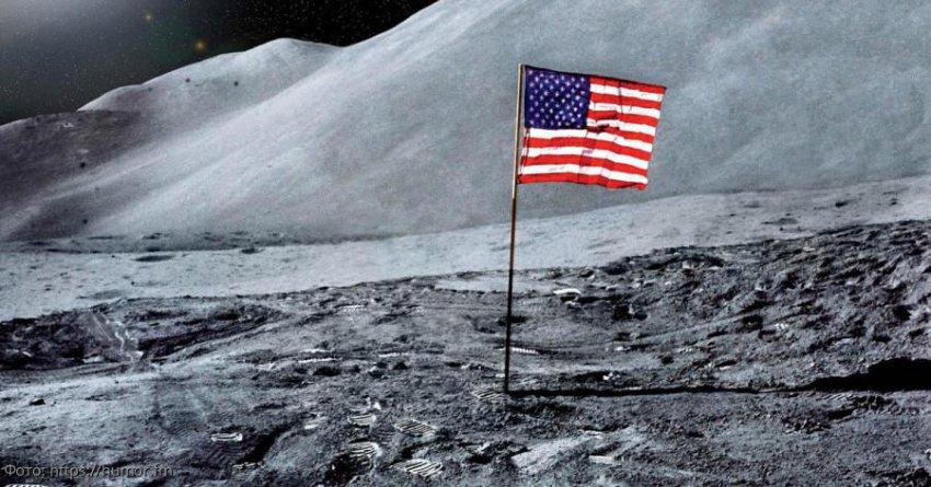 Телескоп, который понадобится, чтобы увидеть американский флаг на Луне