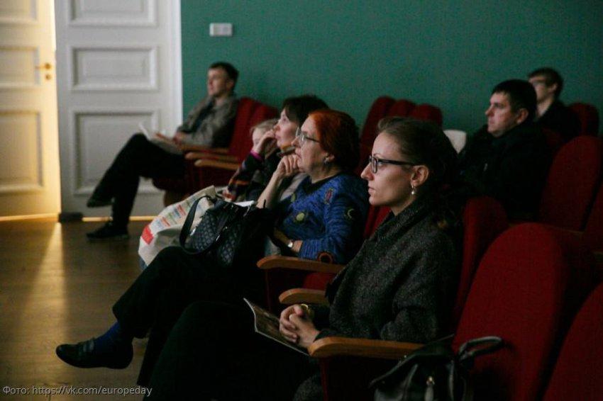 """V Международный фестиваль """"Открой свою Европу"""" прошел в Санкт-Петербурге"""