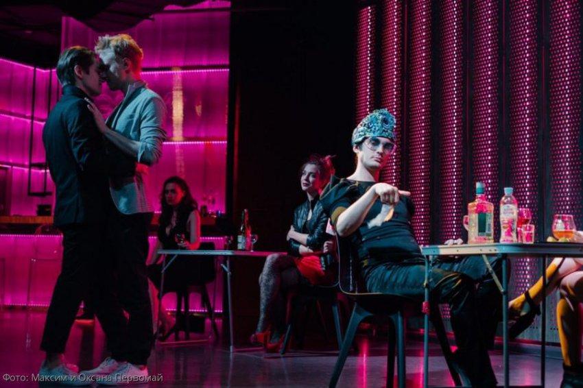 В модном арт-пространстве «Эфир» состоялась премьера спектакля «Тот самый день»