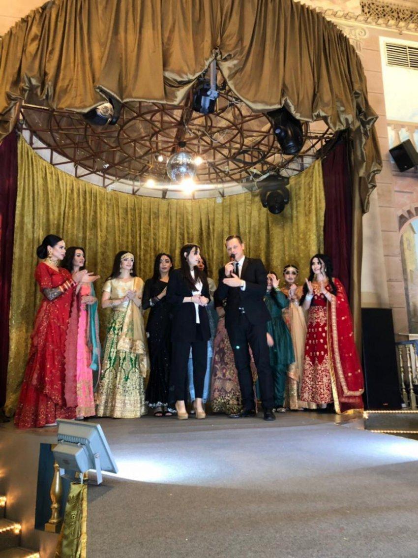 В кинозале «Победа» прошло торжественное открытие фестиваля пакистанского кино