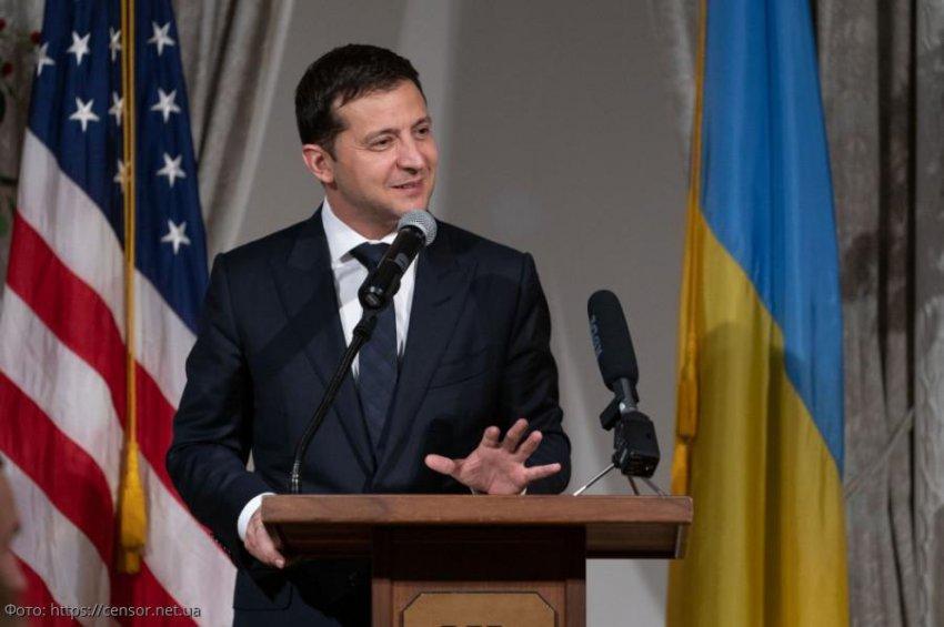 Диалог Трампа и Зеленского негативно повлиял на установление мира в Донбассе