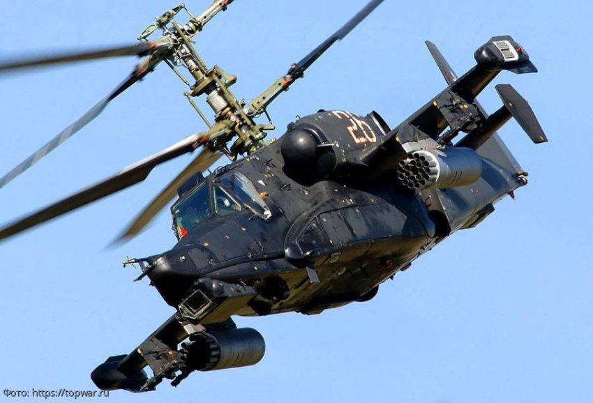 Причина снятия с вооружения вертолета