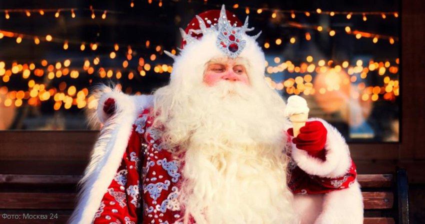 Настоящий Дед Мороз отпразднует свой тысячелетний юбилей в «Крокус Сити Холле»