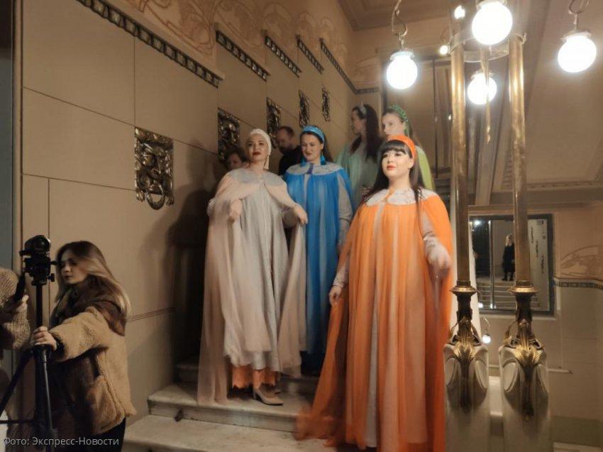 В Музее моды Москвы прошел Red Moscow Fashion Festival