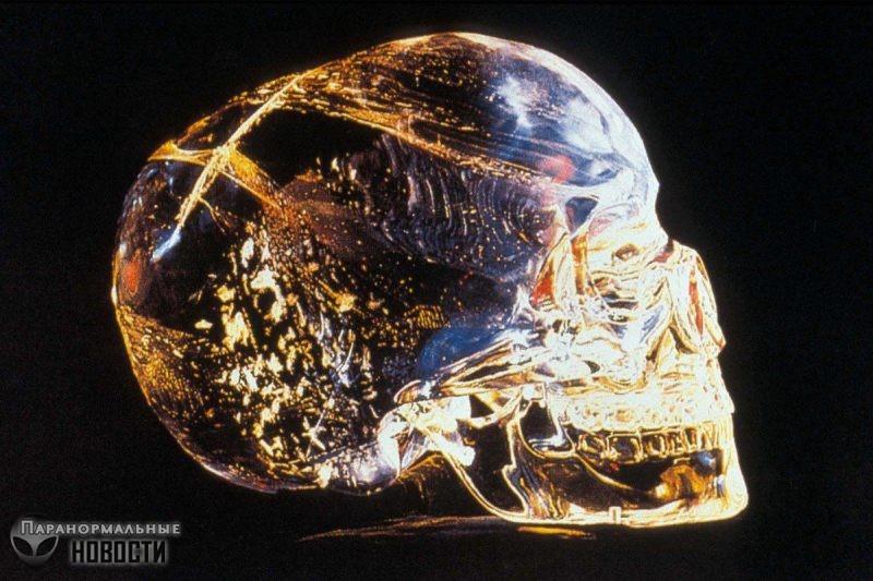 Без следов обработки: История самого таинственного хрустального черепа