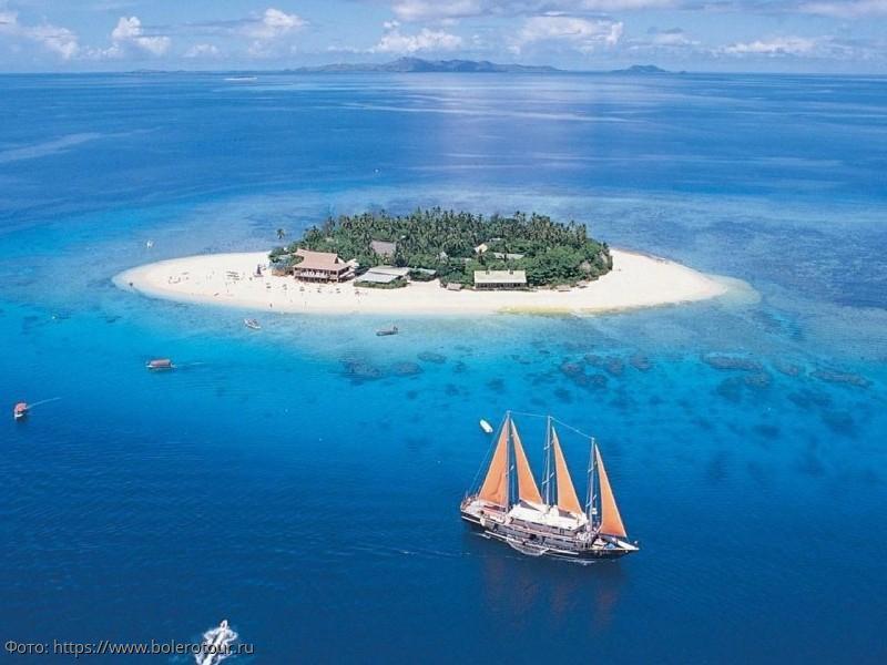 Острова Фиджи: лучшее место для отдыха