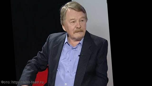 Умер первый исполнитель роли Гагарина актёр Игорь Пушкарёв